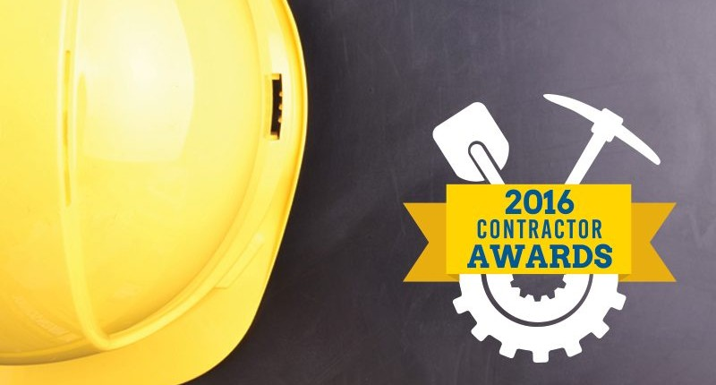 2016 Contractors Award!