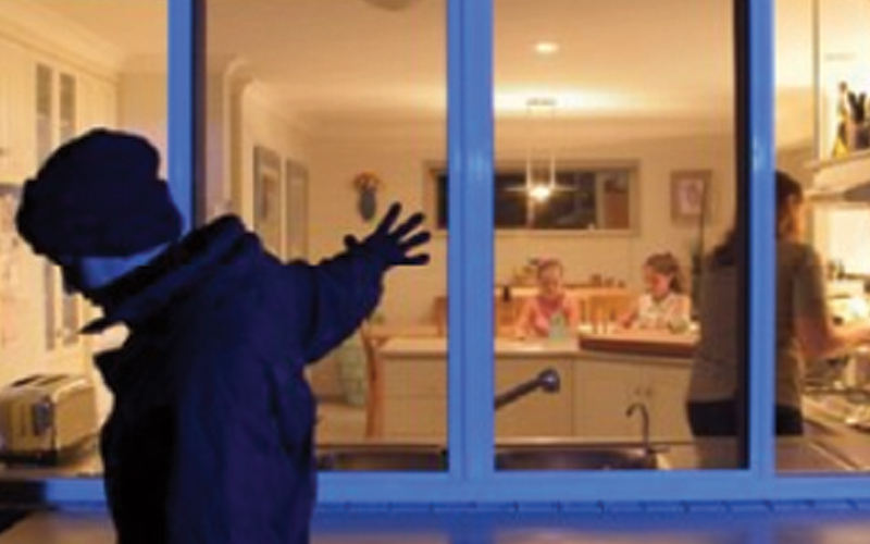 A New Approach to Home Security